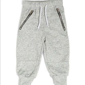 Other - Boys Moto style Sweatpants